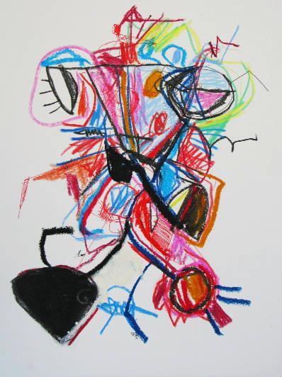 Cristian valenzuela dibujos for Fotos de cuadros abstractos sencillos