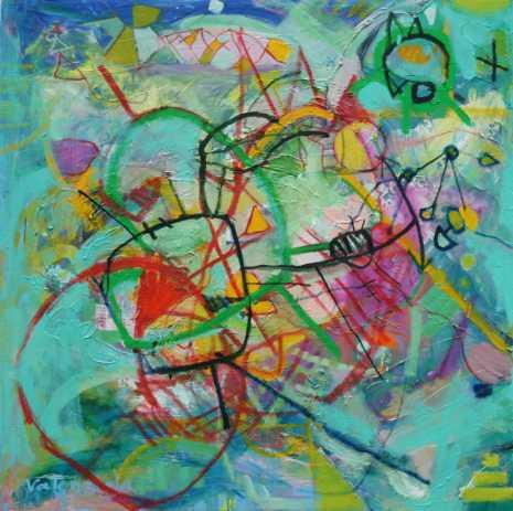 Cristian valenzuela pinturas oleos dibujos cuadros for Imagenes de cuadros abstractos grandes